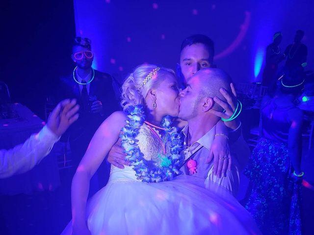 El casamiento de Noelia y Luis