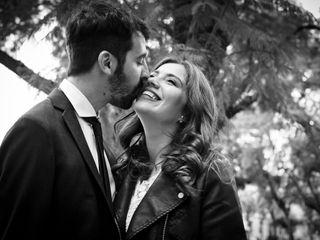 El casamiento de Cecilia y Octavio