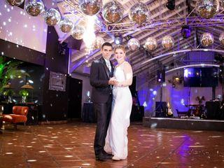 El casamiento de Sabrina y Camilo