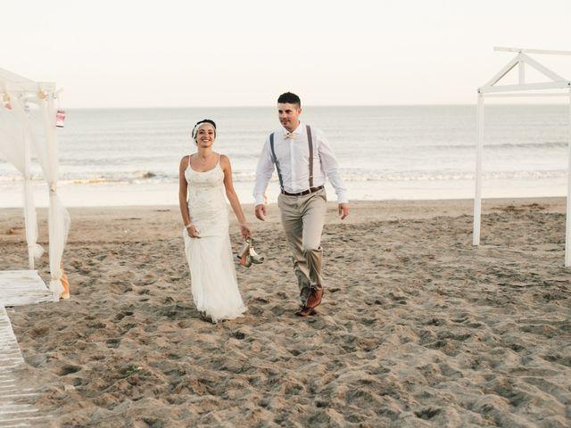 El casamiento de Mel y Javi