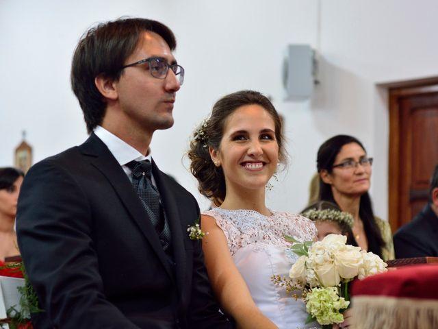 El casamiento de Ana y Gonzalo