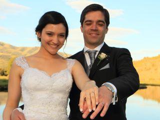 El casamiento de Magali y Carlos