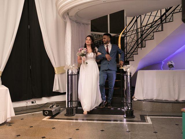 El casamiento de Anibal y Flavia en Barracas, Capital Federal 6