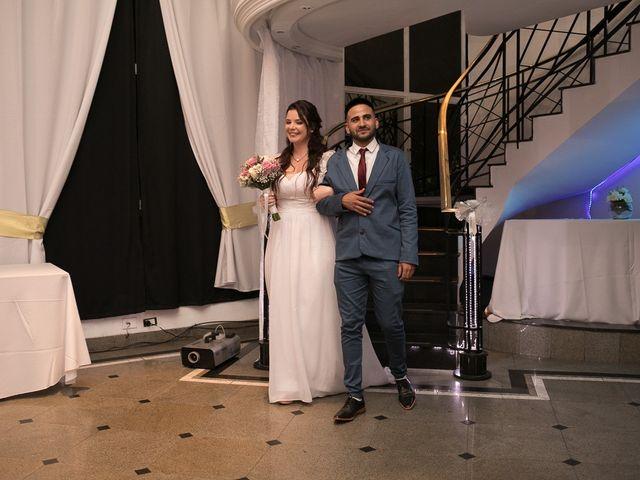 El casamiento de Anibal y Flavia en Barracas, Capital Federal 7