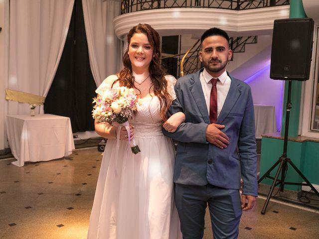 El casamiento de Anibal y Flavia en Barracas, Capital Federal 8