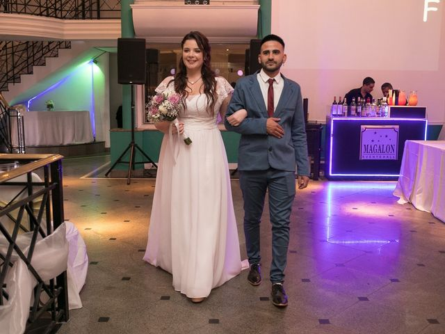 El casamiento de Anibal y Flavia en Barracas, Capital Federal 9