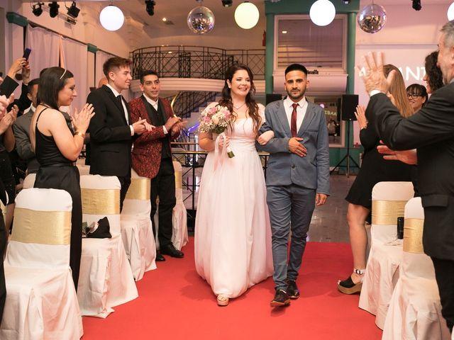 El casamiento de Anibal y Flavia en Barracas, Capital Federal 10