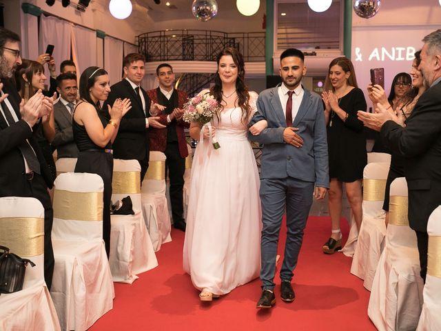 El casamiento de Anibal y Flavia en Barracas, Capital Federal 11