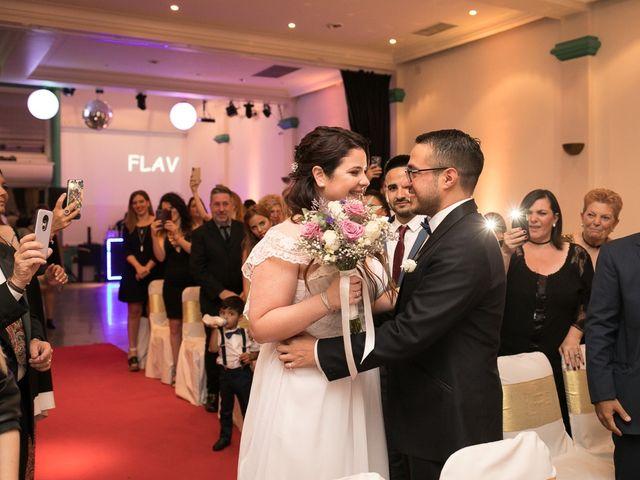 El casamiento de Anibal y Flavia en Barracas, Capital Federal 12