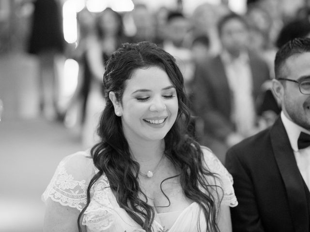 El casamiento de Anibal y Flavia en Barracas, Capital Federal 14