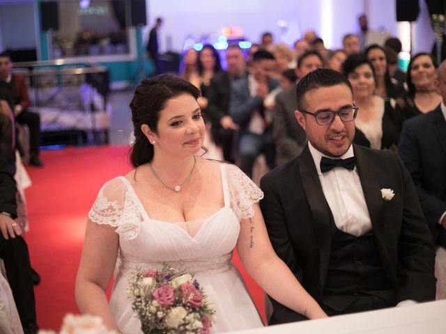 El casamiento de Anibal y Flavia en Barracas, Capital Federal 18