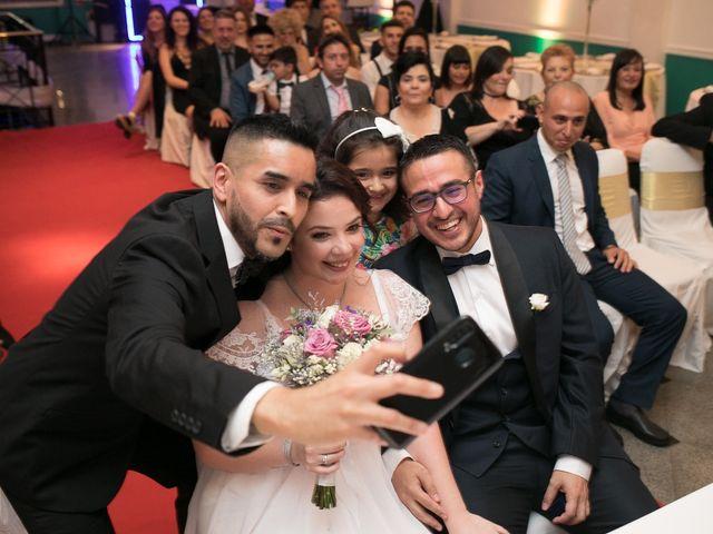 El casamiento de Anibal y Flavia en Barracas, Capital Federal 19