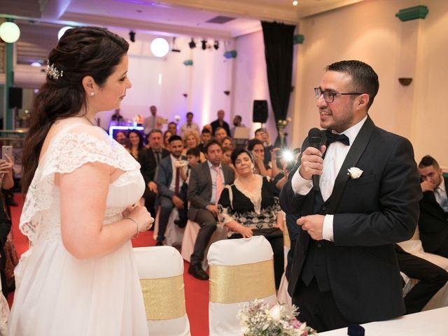 El casamiento de Anibal y Flavia en Barracas, Capital Federal 22