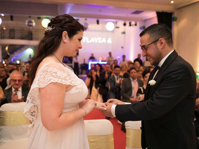 El casamiento de Anibal y Flavia en Barracas, Capital Federal 23