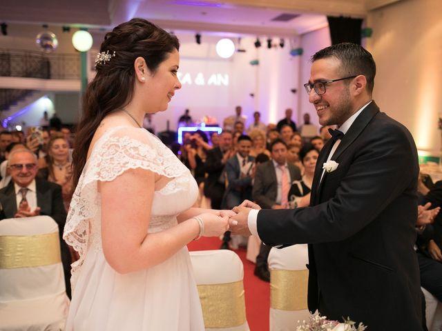 El casamiento de Anibal y Flavia en Barracas, Capital Federal 24