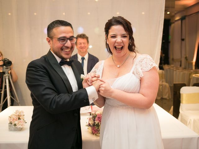 El casamiento de Anibal y Flavia en Barracas, Capital Federal 27