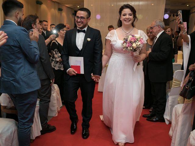 El casamiento de Anibal y Flavia en Barracas, Capital Federal 1
