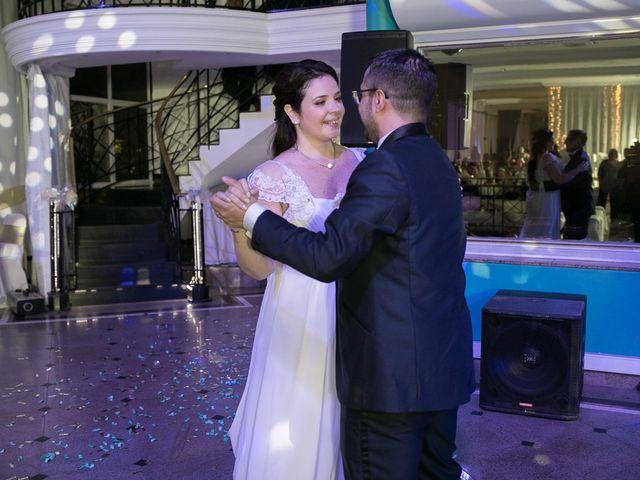 El casamiento de Anibal y Flavia en Barracas, Capital Federal 31