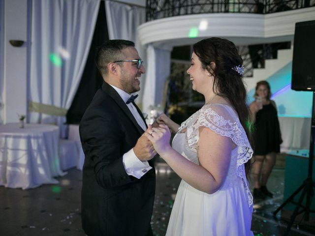 El casamiento de Anibal y Flavia en Barracas, Capital Federal 35