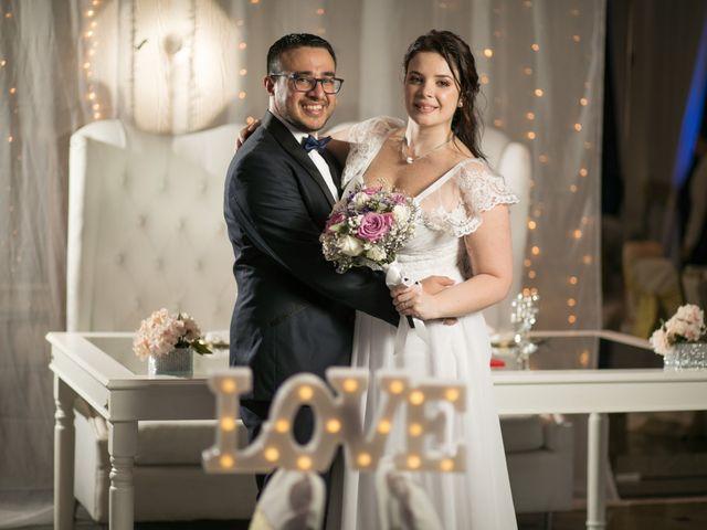 El casamiento de Anibal y Flavia en Barracas, Capital Federal 36