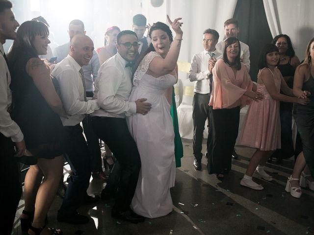 El casamiento de Anibal y Flavia en Barracas, Capital Federal 37