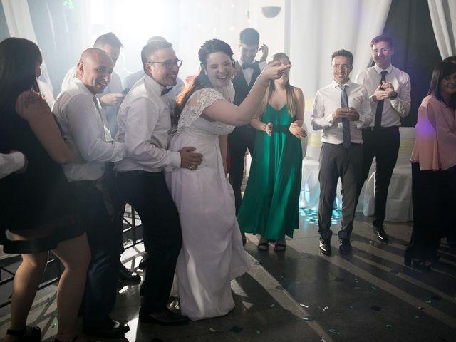 El casamiento de Anibal y Flavia en Barracas, Capital Federal 40