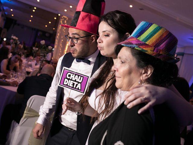 El casamiento de Anibal y Flavia en Barracas, Capital Federal 42