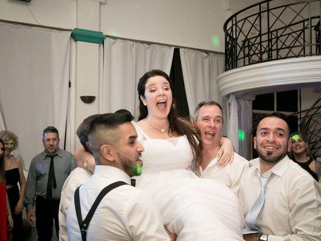 El casamiento de Anibal y Flavia en Barracas, Capital Federal 45