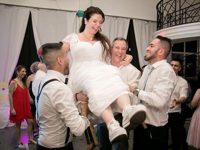 El casamiento de Anibal y Flavia en Barracas, Capital Federal 46
