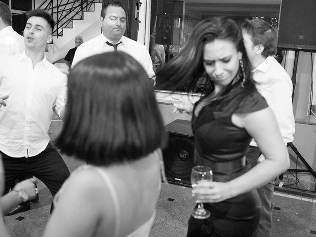 El casamiento de Anibal y Flavia en Barracas, Capital Federal 49