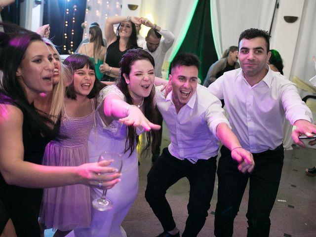El casamiento de Anibal y Flavia en Barracas, Capital Federal 50