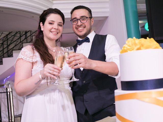 El casamiento de Anibal y Flavia en Barracas, Capital Federal 53
