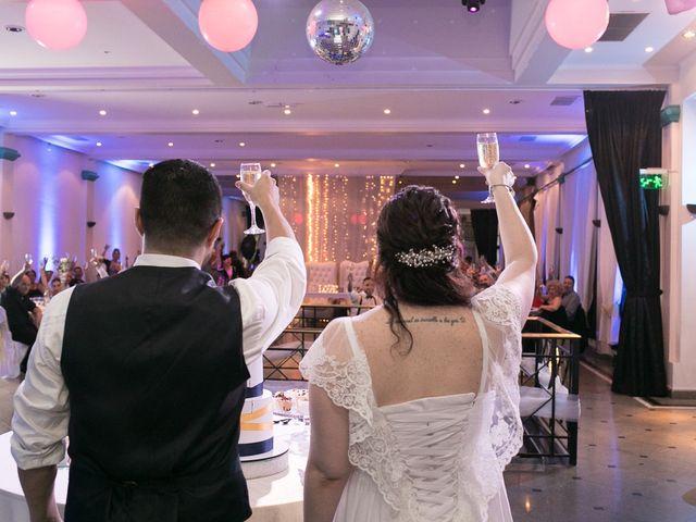 El casamiento de Anibal y Flavia en Barracas, Capital Federal 54