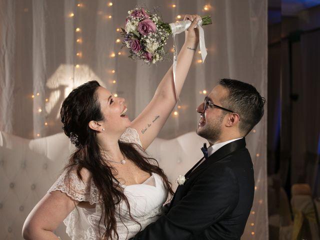El casamiento de Anibal y Flavia en Barracas, Capital Federal 63