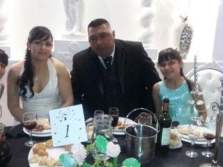 El casamiento de Estela y José