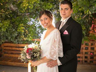 El casamiento de Yuli y Sebastian
