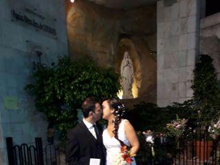 El casamiento de Natalia y Diego 1