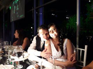 El casamiento de Natalia y Diego