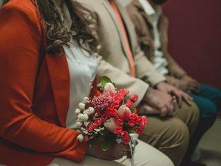 El casamiento de Flor y Fran 3