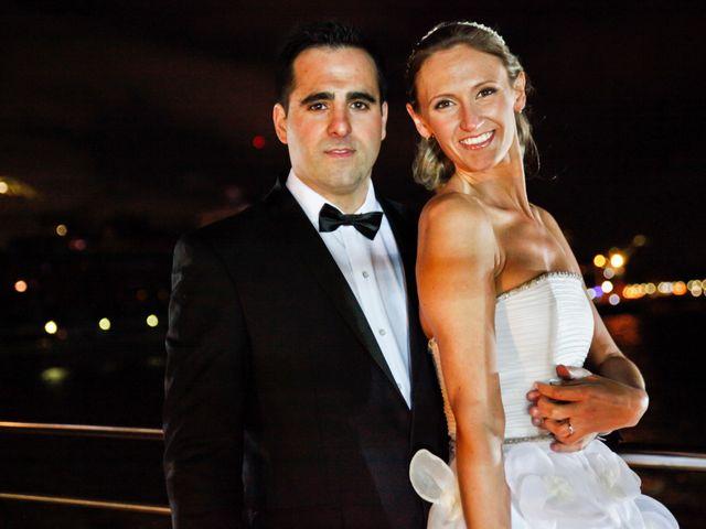 El casamiento de Mechi y Rodri