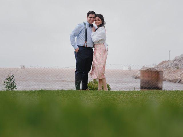 El casamiento de Luisa y Víctor