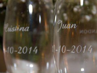 El casamiento de Cristina y Juan 2