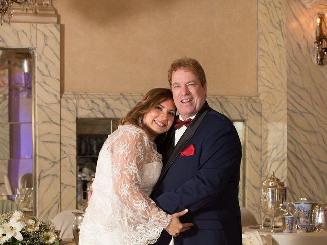 El casamiento de Andrea y Fernando