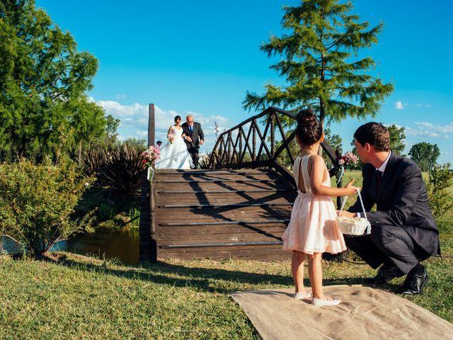 El casamiento de Fer y Yesi en Cañuelas, Buenos Aires 9