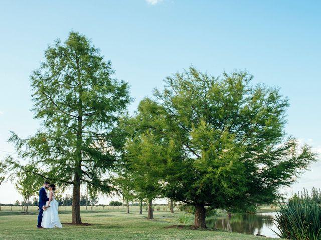 El casamiento de Fer y Yesi en Cañuelas, Buenos Aires 12