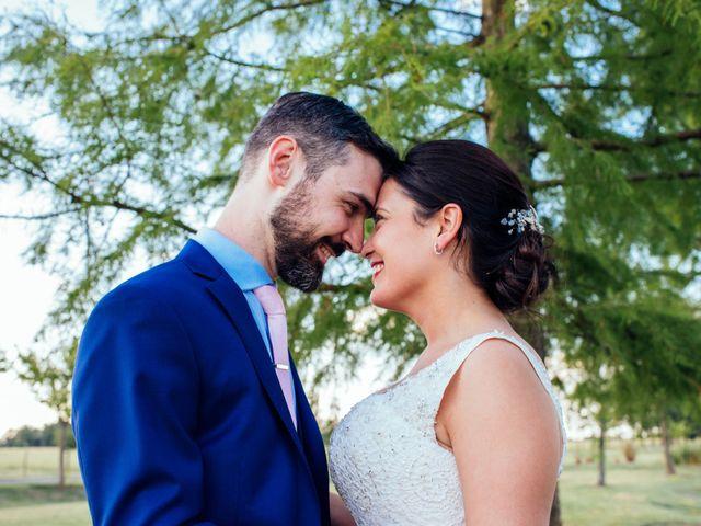 El casamiento de Fer y Yesi en Cañuelas, Buenos Aires 13