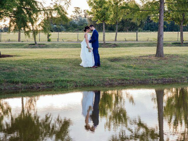 El casamiento de Fer y Yesi en Cañuelas, Buenos Aires 14