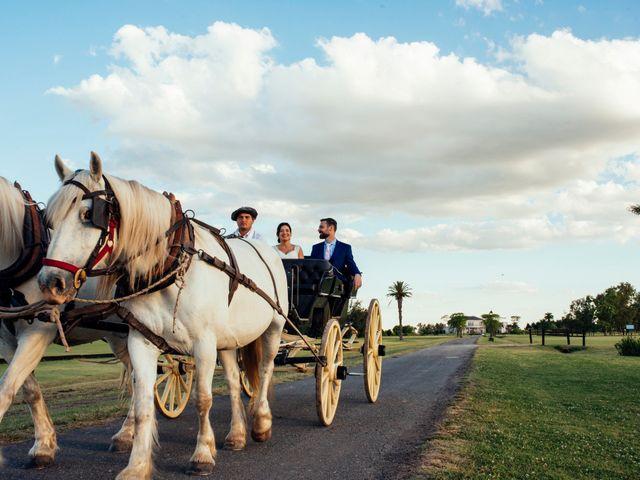 El casamiento de Fer y Yesi en Cañuelas, Buenos Aires 15