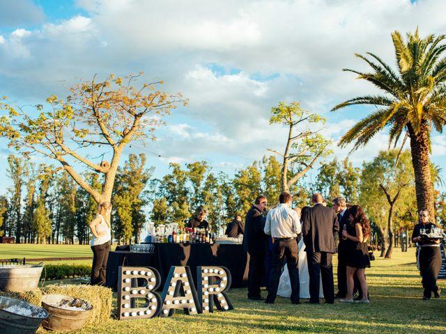 El casamiento de Fer y Yesi en Cañuelas, Buenos Aires 21