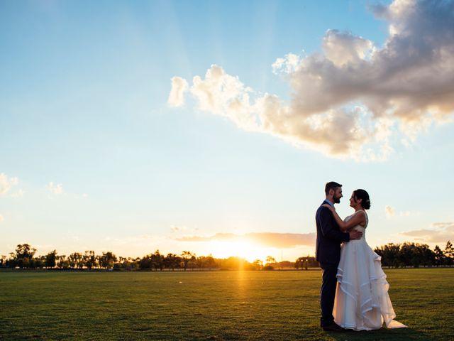 El casamiento de Fer y Yesi en Cañuelas, Buenos Aires 24